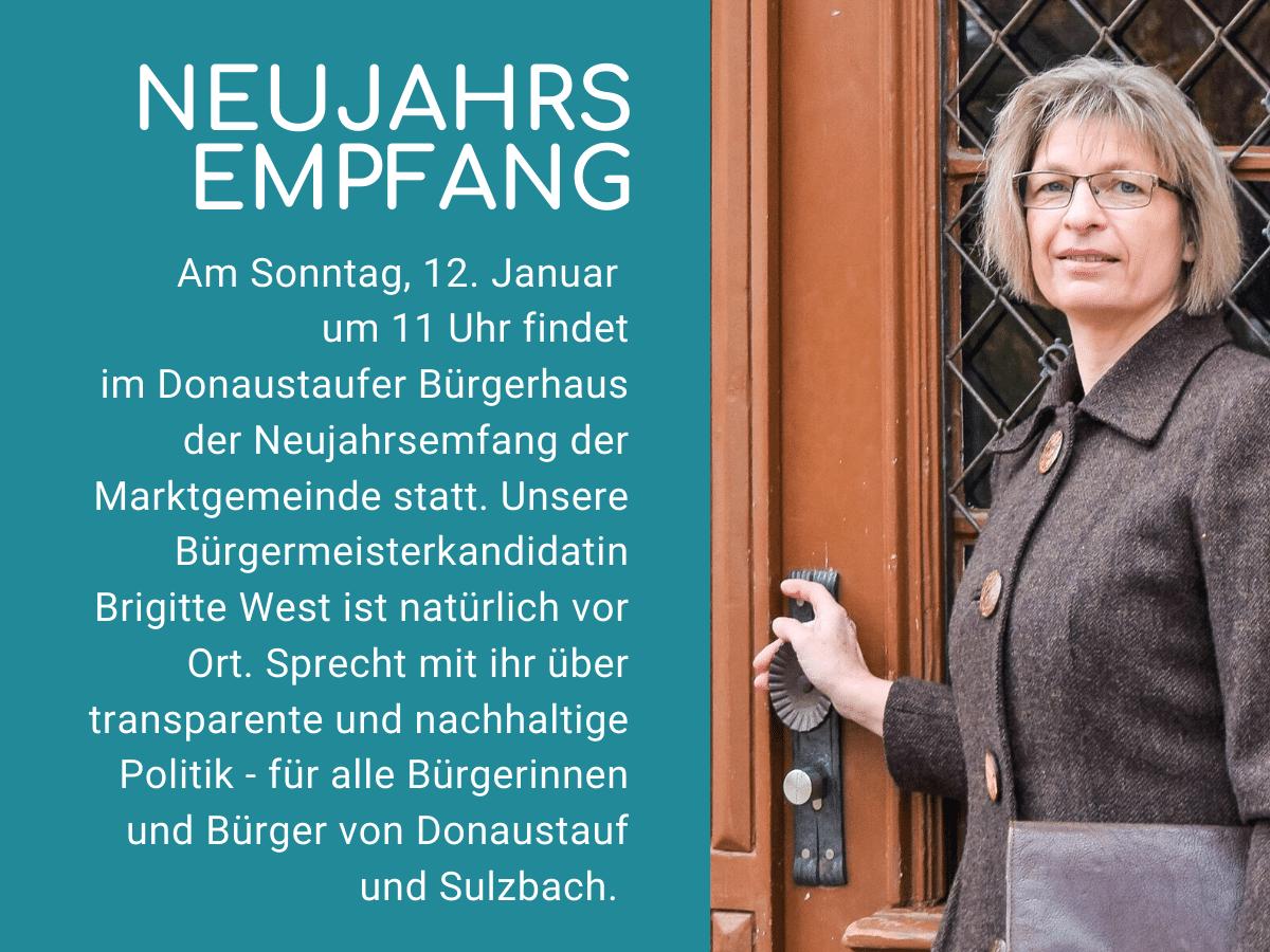 Neujahrsempfang Donaustauf